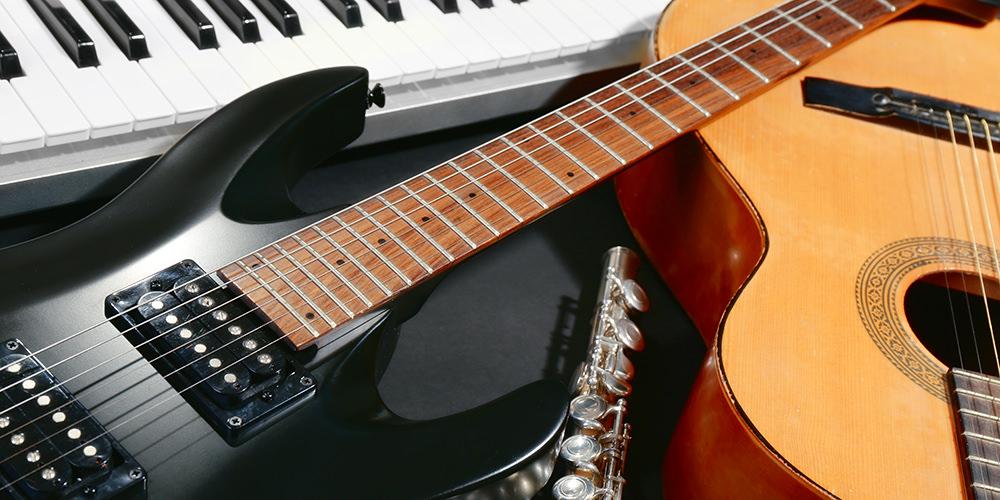 Musikinstrumenter online dating
