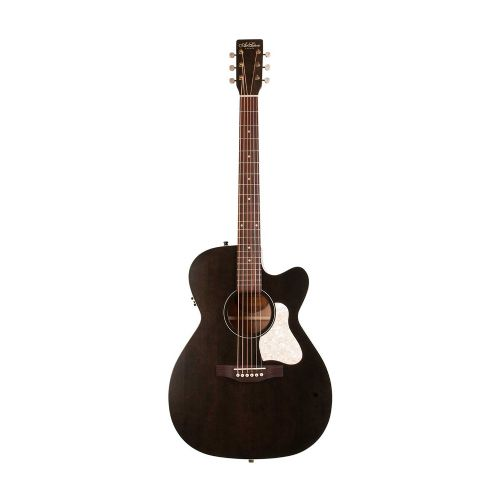 A&L LegacyFaded Black CW QIT western-guitar sort
