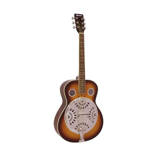 Dimavery RS-300 dobroresonator-guitar sunburst