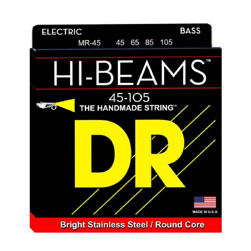DR Strings MR-45 Hi-Beam bas-strenge, 0045-105