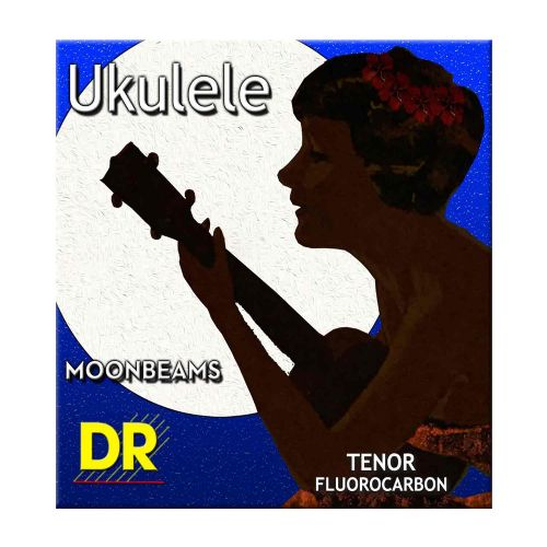 DR Strings UFT Moonbeam tenor ukulele-strenge