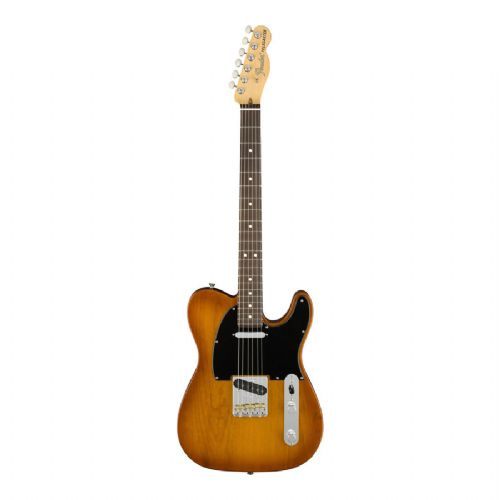 Fender American Performer Telecaster, RW, HBST el-guitar honey burst