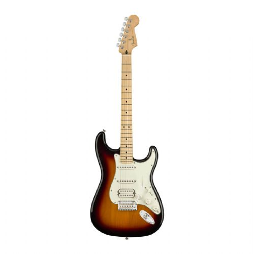 Fender Player Stratocaster HHS, MN, 3TS el-guitar 3-tone sunburst