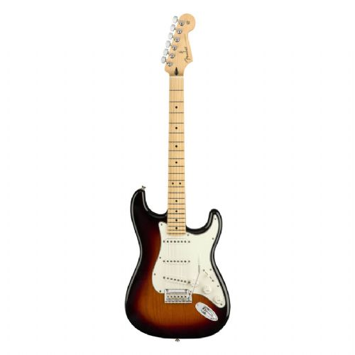 Fender Player Stratocaster, MN, 3TS el-guitar 3-tone sunburst