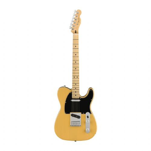 Fender Player Telecaster, MN, BTB el-guitar butterscotch blonde