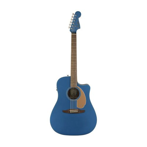 Fender Redondo Player, BLB western-guitar belmont blue