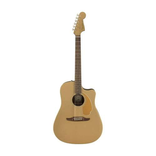 Fender Redondo Player, BZS western-guitar bronze satin