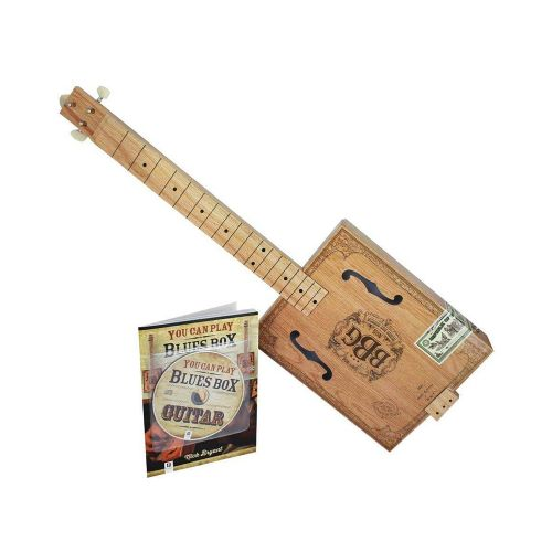 Hinkler Blues-Box-Guitar-Building-Kit