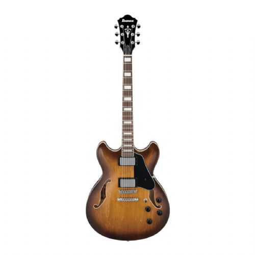 Ibanez AS73-TBC el-guitar tobacco brown
