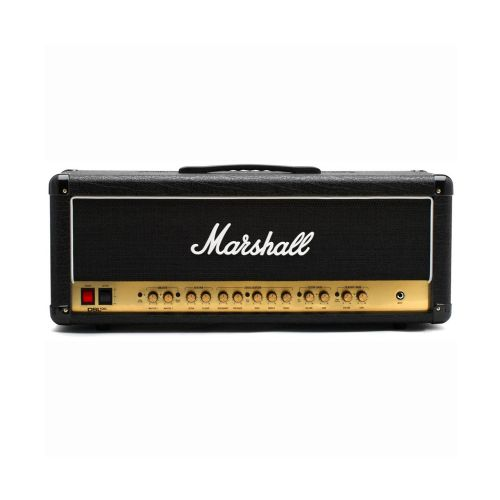 Marshall DSL100HR guitarforstærker-top