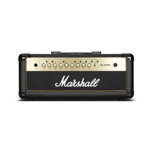 Marshall MG100HGFX guitarforstærker-top