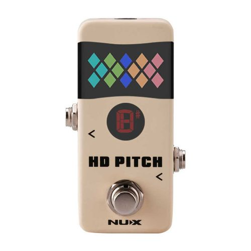 Nux HD pitch pedaltuner