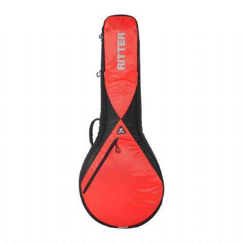 Ritter RGP5-BJ/BRR taske til banjo black/racing red