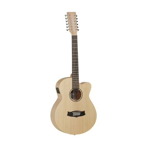 Tanglewood TWR SFCE 12 Roadster western-guitar, 12-strenget