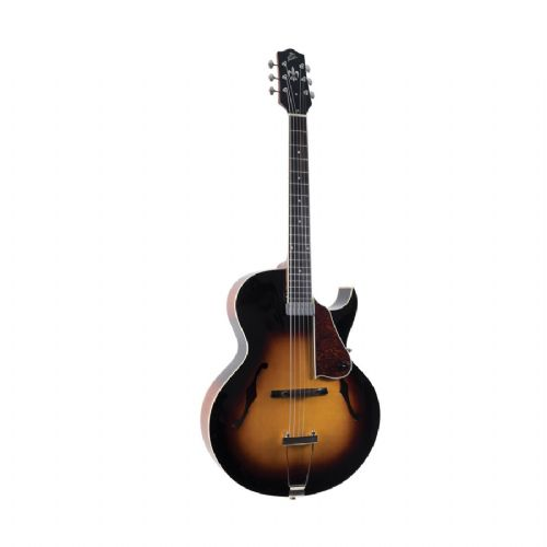 The Loar LH-650 VS el-guitar vintage sunburst