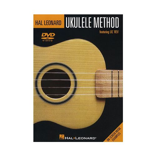 UkuleleMethod DVD