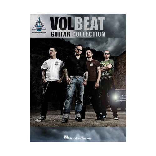 Volbeat:GuitarCollection lærebog