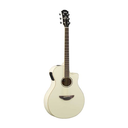Yamaha APX-600 VW western-guitar vintage white