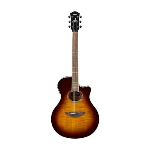 Yamaha APX-600FM TBS western-guitar tobacco brown sunburst