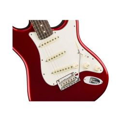 Fender American Pro Stratocaster, RW, CAR el-guitar candy apple red