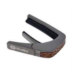 Thalia Capo Hawaiian Koa Black Chrome CK