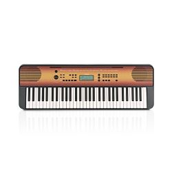 Yamaha PSR-E360 MA keyboard maple